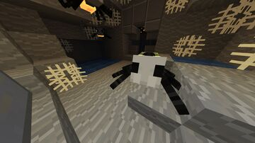 Nosk Spiders Minecraft Texture Pack