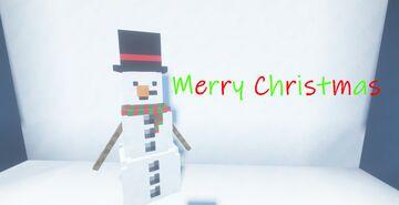 best snowman Minecraft Texture Pack