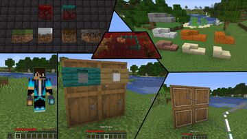 Building Utilities 2 1.15 Beta Minecraft Texture Pack