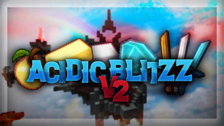 All Acidic Blitzz Texture Packs