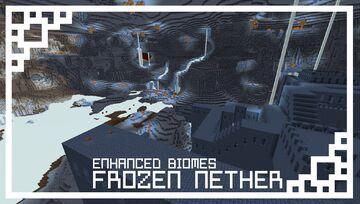Frozen Nether Minecraft Texture Pack
