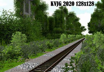 KVJG_2020_128x128 (resource pack for KVJG map) Minecraft Texture Pack