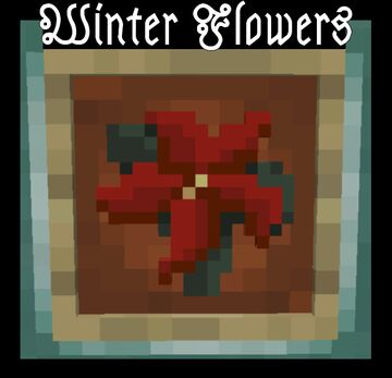 Gothiclily's Winter Flower Pack Minecraft Texture Pack