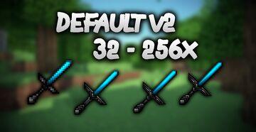 Default V2 - 256x Texture Pack Minecraft Texture Pack