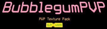 BubblegumPVP 32x Faithful Edit - Short Swords! Minecraft Texture Pack