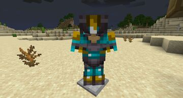Better Netherite And Dragon Wings Minecraft Texture Pack