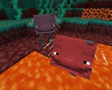 Happy Striders Minecraft Texture Pack