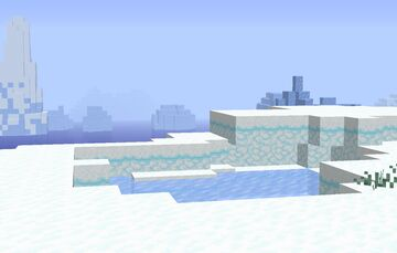 Cold Potato Minecraft Texture Pack