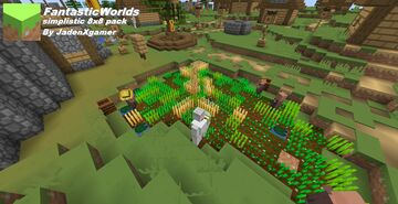 FantasticWorlds Beta 1.0 (1.13 - 1.14) Minecraft Texture Pack