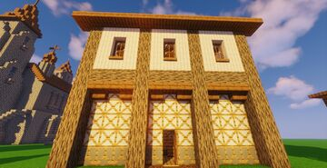 Medieval Concrete by Shmebulock Minecraft Texture Pack
