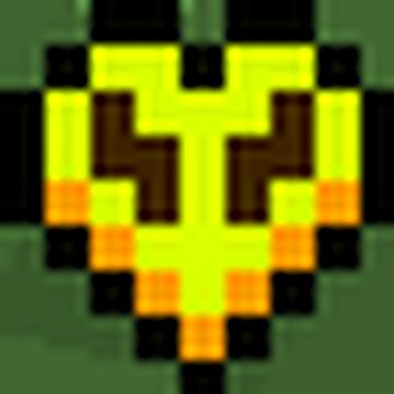 Gold Hardcore Hearts Minecraft Texture Pack