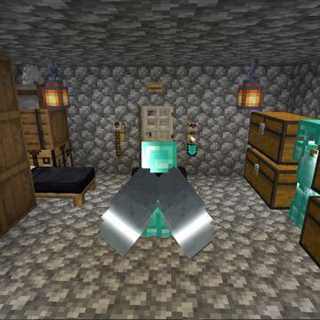 Shiny Enchantment Glint Minecraft Texture Pack