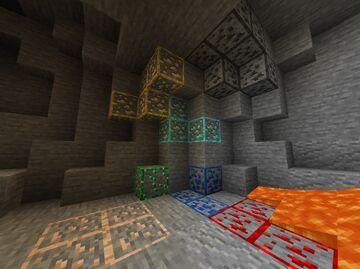 Mining Helper/ Ore Locator 1.16 Minecraft Texture Pack