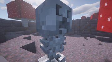 3D SkeletorCreeper+Variants! (Optifine) Minecraft Texture Pack