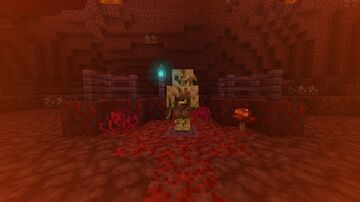 Better Zombified Piglin and Zoglin! Minecraft Texture Pack
