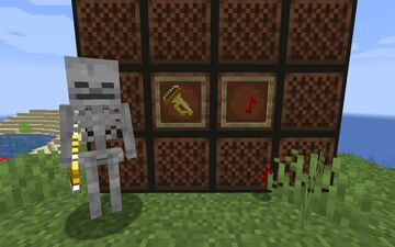 Lethal Instrument Minecraft Texture Pack