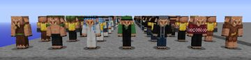 Piglins and Iglins (Swapped Worlds Concept) Minecraft Texture Pack