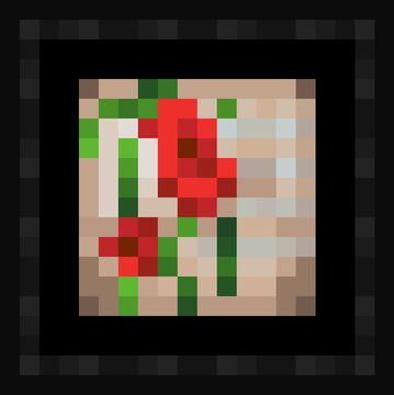 Flower Golem ◦ Bedrock Edition Minecraft Texture Pack