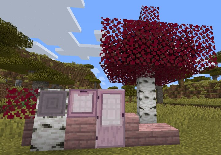Sakura treewood