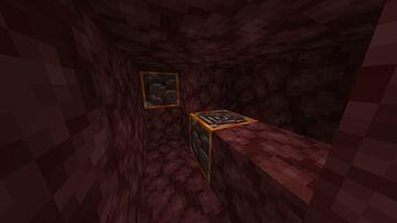 Noticeable Ancient Debris Minecraft Texture Pack