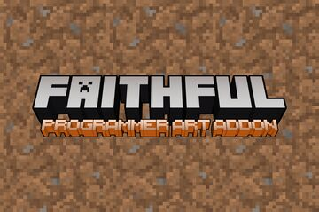 Faithful Programmer Art Addon Minecraft Texture Pack