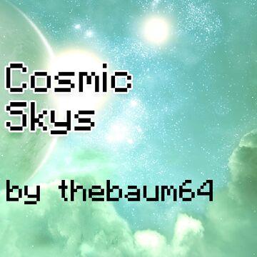 Cosmic Skys Minecraft Texture Pack