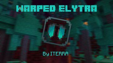 Warped Elytra Minecraft Texture Pack