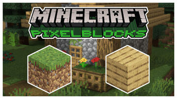 pixelBlocks Minecraft Texture Pack