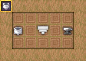 Vanilla+ Light Iron Minecraft Texture Pack