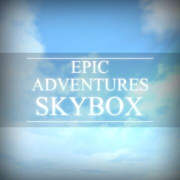 Epic skybox (Standalone skybox) Minecraft Texture Pack