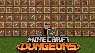 Minecraft Dungeons Textures for Minecraft Java Edition Minecraft Texture Pack