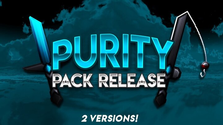 Popular Texture Pack : Purity [256x] PvP Pack
