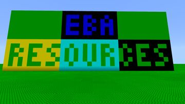 EBA Resources 1.11 - 1.12.2 Minecraft Texture Pack