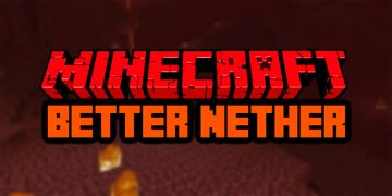 Better/More Nether Minecraft Texture Pack