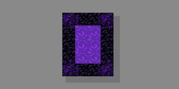 Portal Deco Minecraft Texture Pack