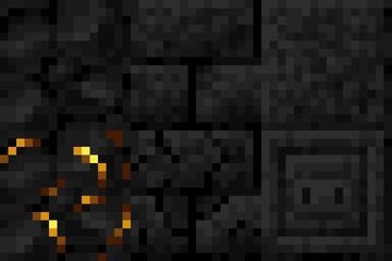 Black Blackstone Minecraft Texture Pack