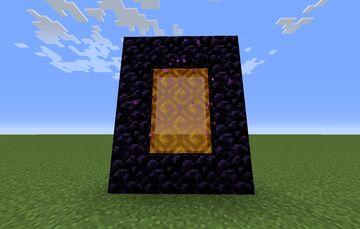 caramelldansen nether portal Minecraft Texture Pack