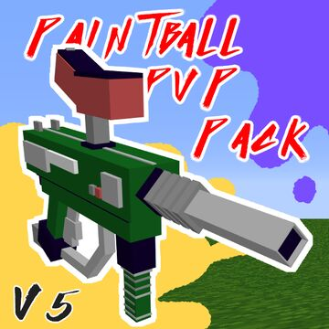 Paintball PVP Pack (Desktop Variant) Minecraft Texture Pack