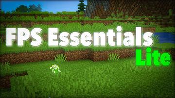 FPS Essentials Lite | v1.0 Minecraft Texture Pack