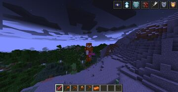 iron-copper Minecraft Texture Pack