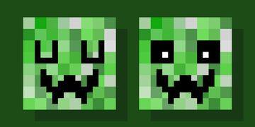 UwU Creepers Minecraft Texture Pack