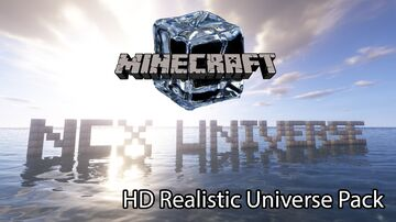 NCX Photo Realistic Universe Pack 3.00 (64x,128x,256x,512x) Minecraft Texture Pack