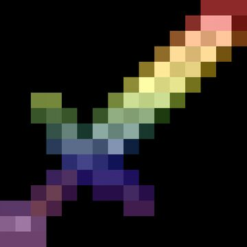 Astrune's Rainbow Enchantment Glint Minecraft Texture Pack