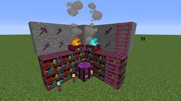 All Wood Variants Blocks/Items Minecraft Texture Pack