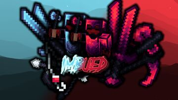Imbued Blue/Red [32x] ANIMATED :O Minecraft Texture Pack