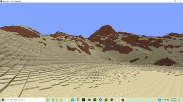 Layered Sand Minecraft Texture Pack