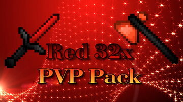 Red 32x PVP Pack! Minecraft Texture Pack