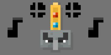 SmashArchIllager Battle Music Minecraft Texture Pack