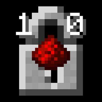 Redstone Measure Minecraft Texture Pack