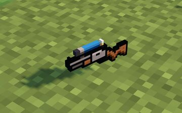 Charging Shotgun (From you know what game...) Minecraft Texture Pack